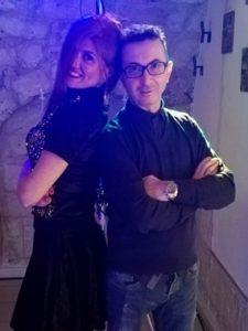 Joe Hammer & Antonella Favia