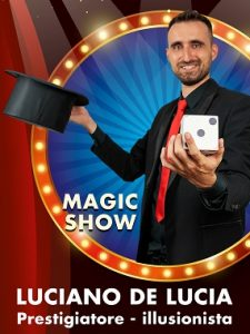 Luciano De Lucia Show